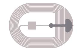 GY4057H - RF Label