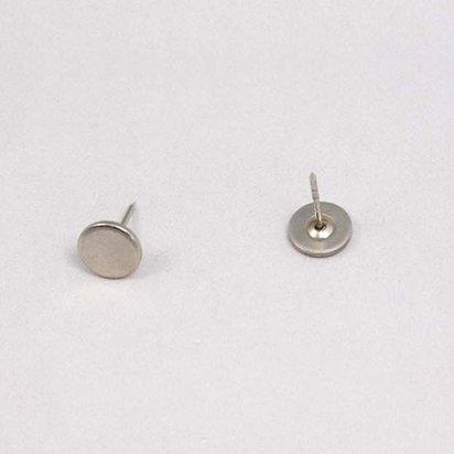 P01 - Flat Steel Pin