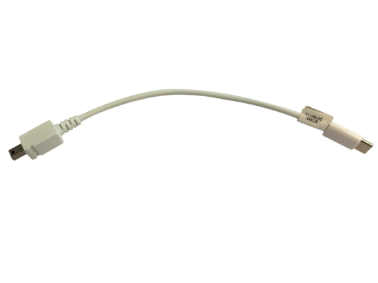 USB/C charging cable 195mm