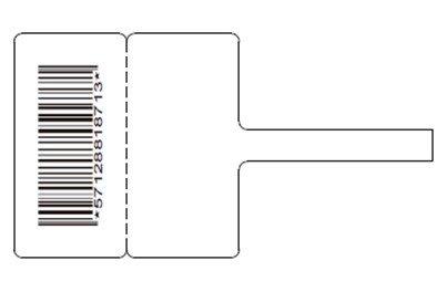 ST405_AM - Optical AM label